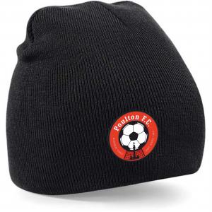 Poulton FC Beanie