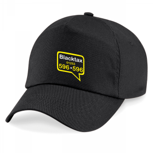 Blacktax Base Ball Cap