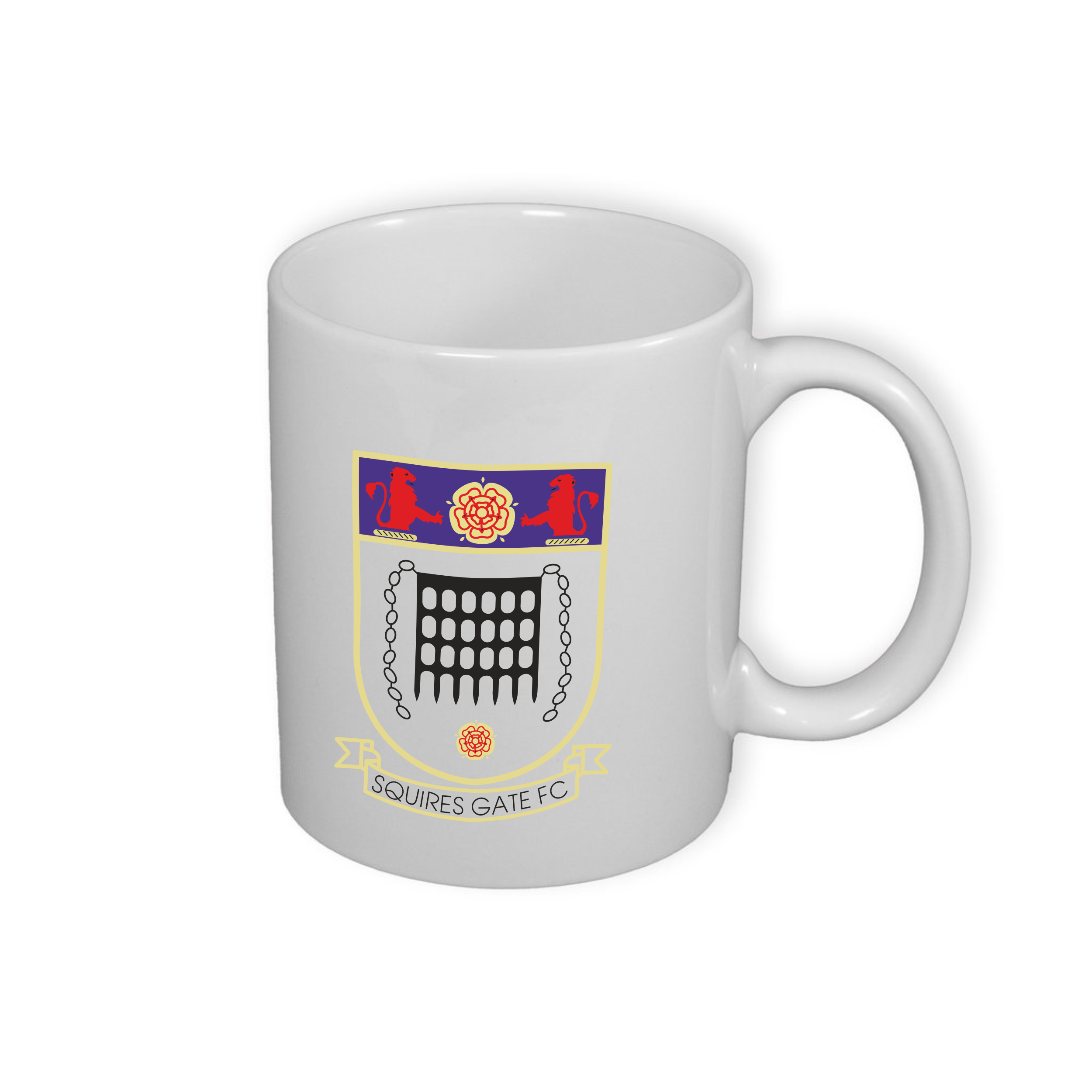 Squires Gate FC Mug