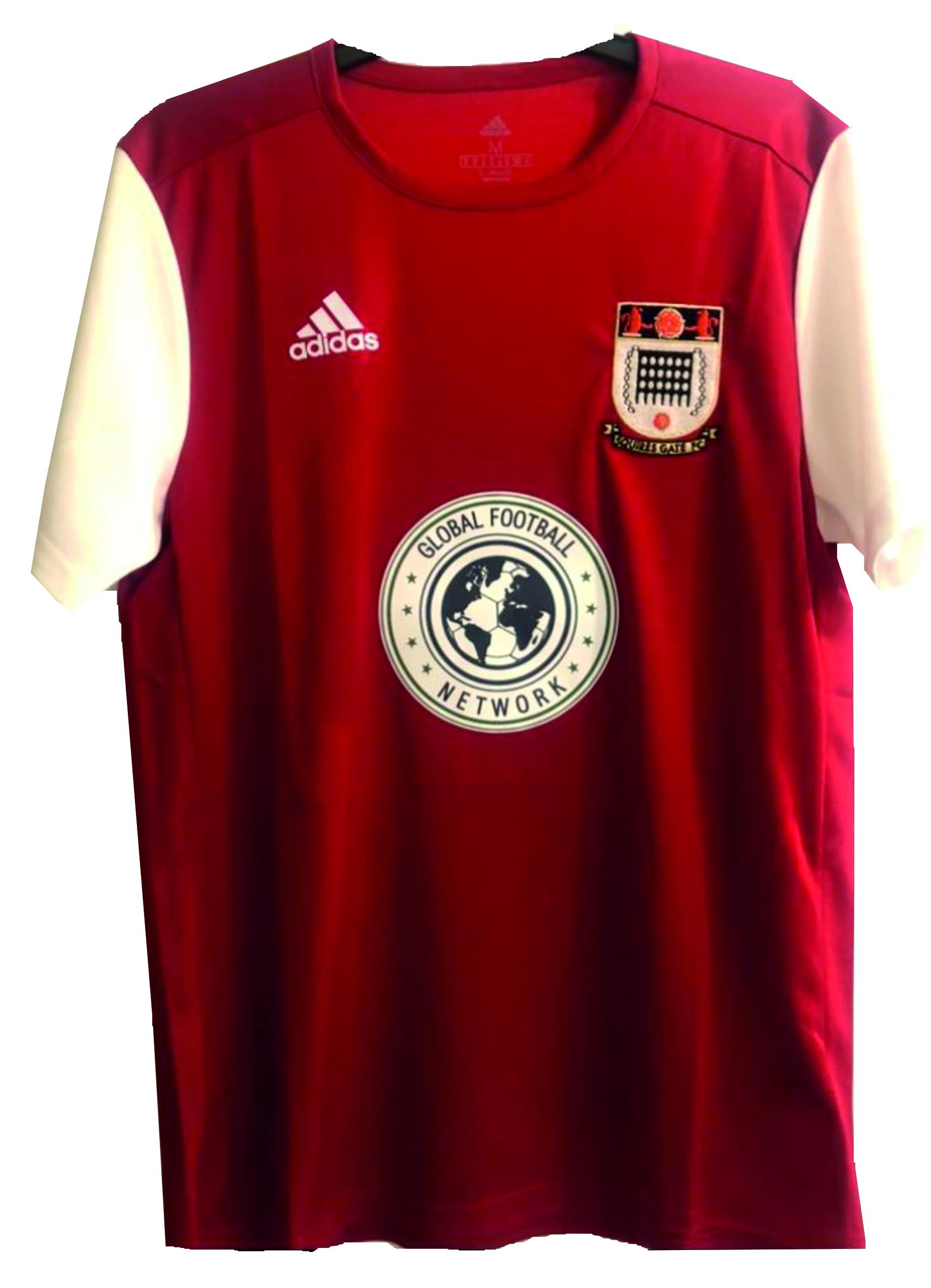Squires Gate FC Replica Away Shirt