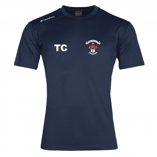 Thornton Cleveleys FC Field Training Top cw Initials