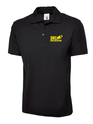 D & C Goalkeeping Polo