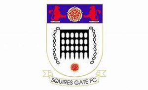 Squires Gate FC logo