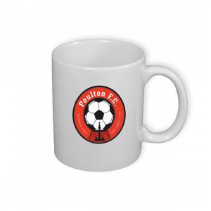 Poulton FC Mug