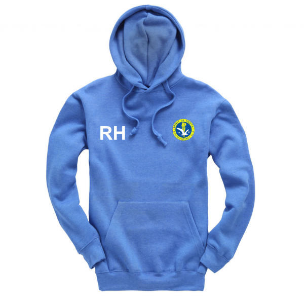 Spirit Of Youth Adult Hoodie Royal