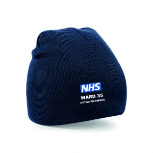 NHS Ward 35 Ortho Warriors Beanie