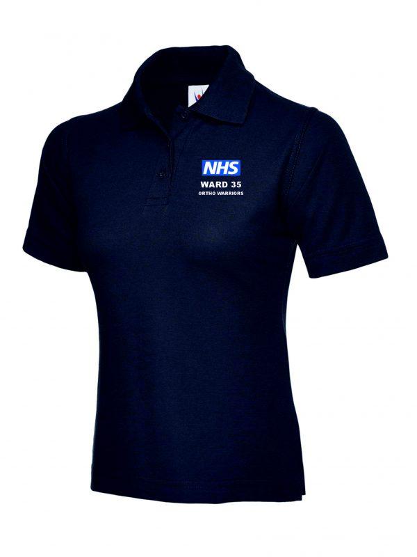 NHS ward 35 Ortho Warriors Polo