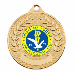 Spirit Of Youth Gold Medal