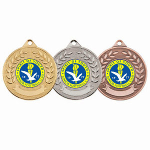 Spirit Of Youth Medals