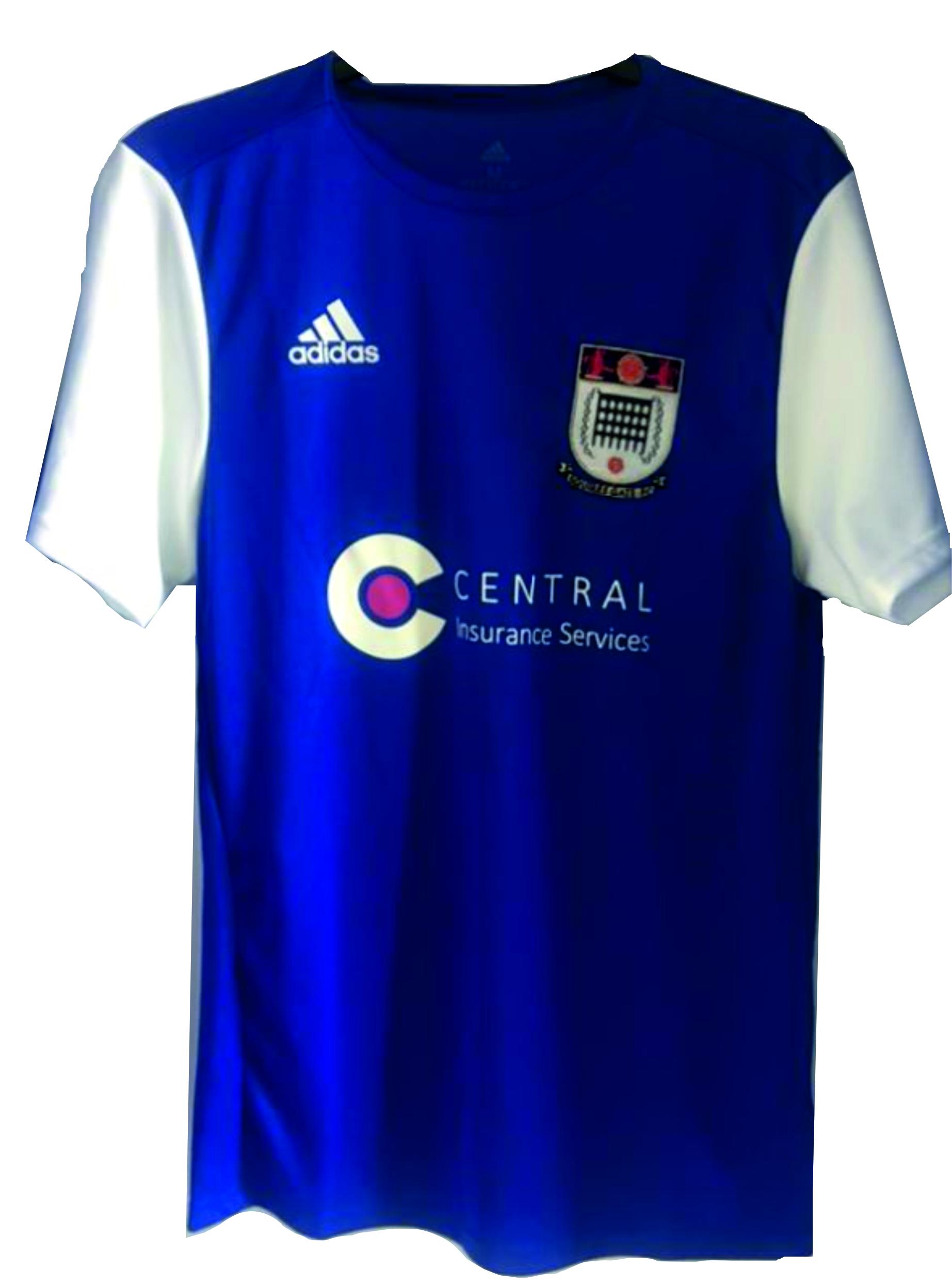 Squires Gate FC Replica Home Shirt