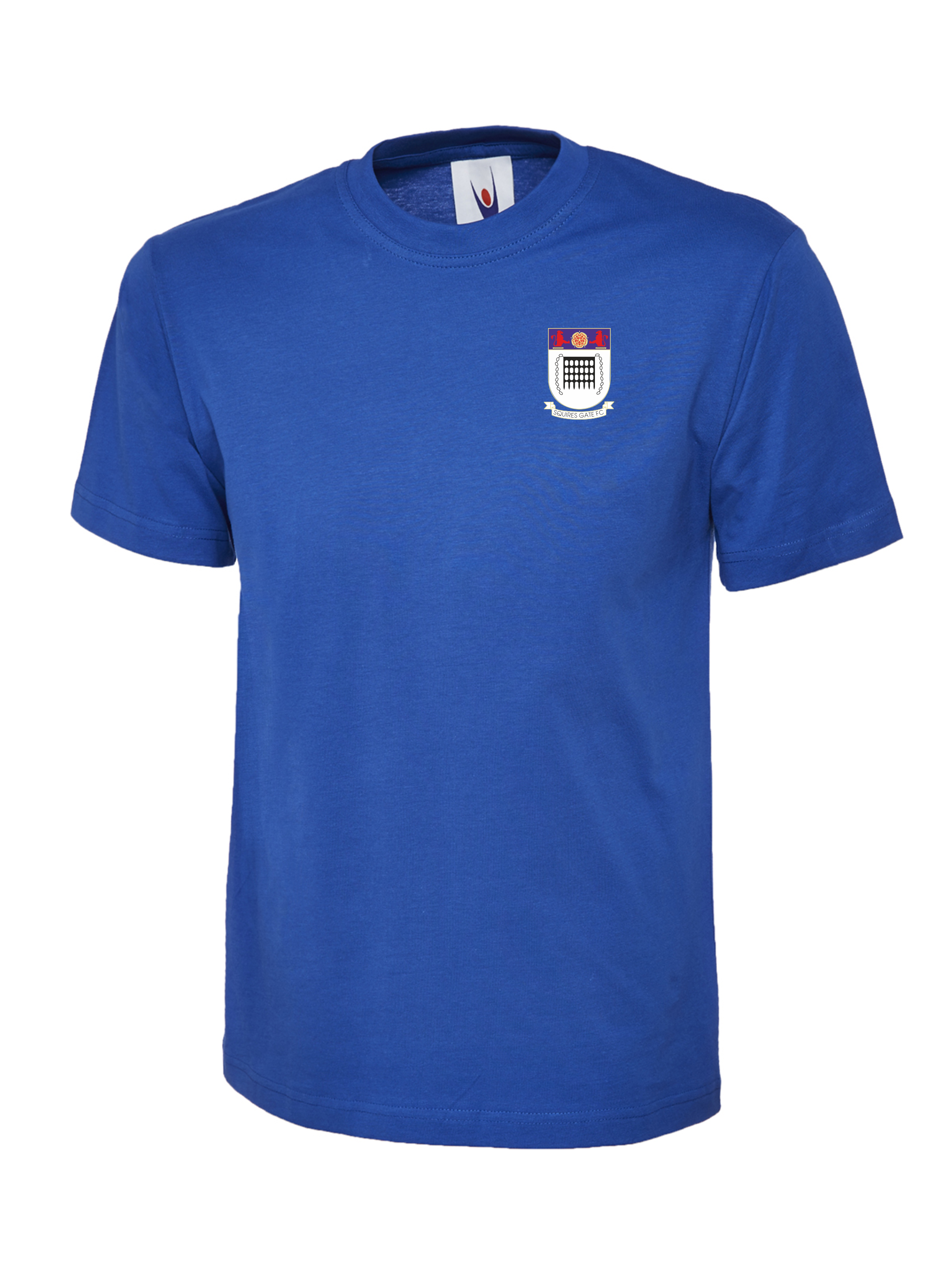 Squires Gate Blue T Shirt