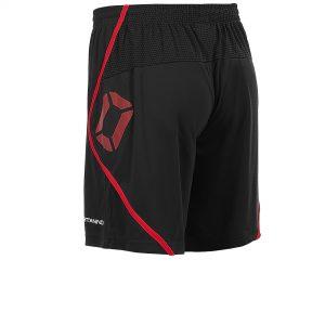 Thornton Cleveleys FC Stanno Pisa Short Black/Red