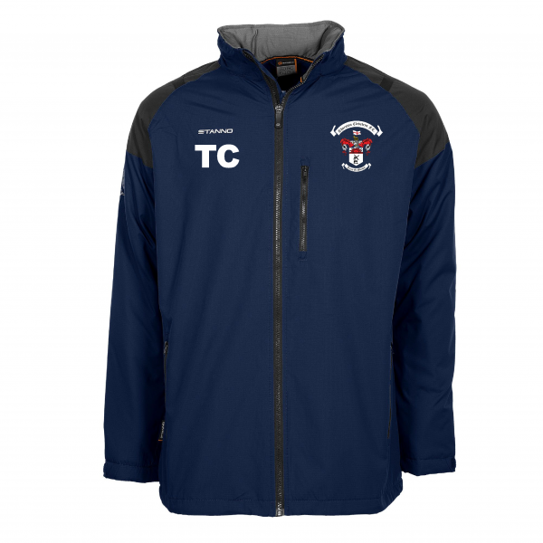 Thornton Cleveleys FC All Seasons Jacket cw Initials