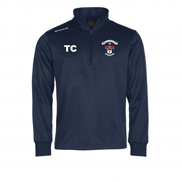 Thornton Cleveleys FC Field Half Zip cw Initials
