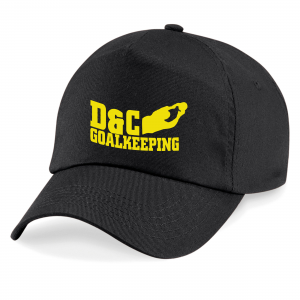 D & C Goalkeeping Baseball Cap