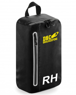 D & C Goalkeeping Boot Bag